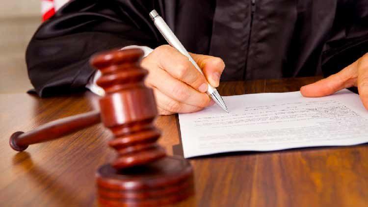 Заявление об отмене заочного решения суда